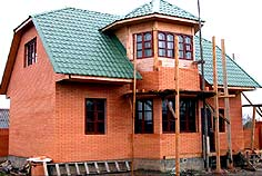 Строительство коттеджей в Уфе.